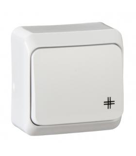 Prima Łącznik krzyżowy biały Schneider WDE001070