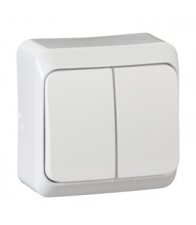 Prima Łącznik świecznikowy biały Schneider WDE001050