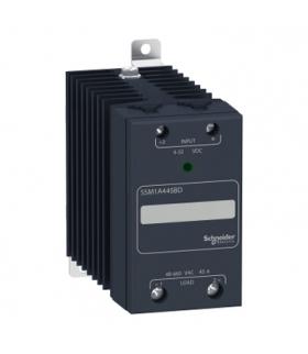 Harmony Relay Przekaźnik półprzewodnikowy, montaż na szynie DIN, wejście 90/140VAC, wyjście 48/660VAC, 55A, SSM1A455F7 Schneider