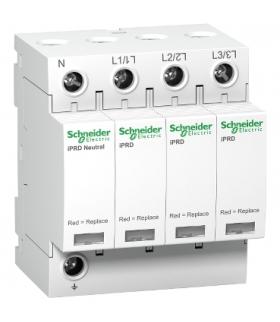 Ogranicznik przepięć Acti9 iPRD8-T23-3N 3+1-biegunowy Typ2+Typ3 8 kA, A9L08600 Schneider Electric