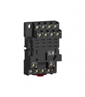 Zelio Relay Gniazdo RPZ,250V, styki mieszane 4C/O, zaciski śrubowe, RPZF4 Schneider Electric