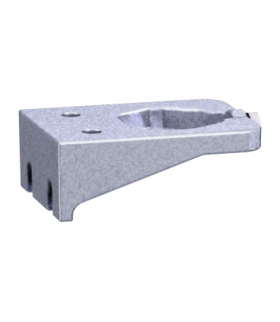 Wspornik mocujący dla czujnika ciśnienia XMLR zestaw 1 sztuka, XMLZL017 Schneider Electric