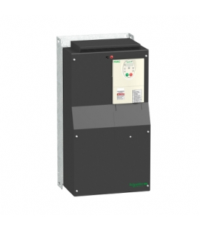 Przemiennik częstotliwości ATV212 3 fazowe 200/240VAC 50/60Hz 30kW 117A IP21, ATV212HD30M3X Schneider Electric