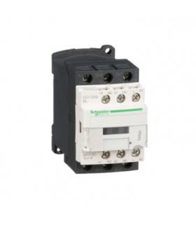 Stycznik mocy TeSys D AC3 9A 3P 1NO 1NC cewka 24VDC niski pobór mocy zaciski śrubowe, LC1D09BL Schneider Electric