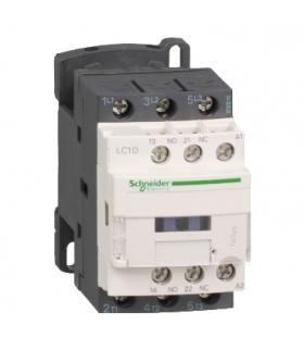 Stycznik mocy TeSys D AC3 9A 3P 1NO 1NC cewka 110VAC zaciski skrzynkowe, LC1D09F7 Schneider Electric