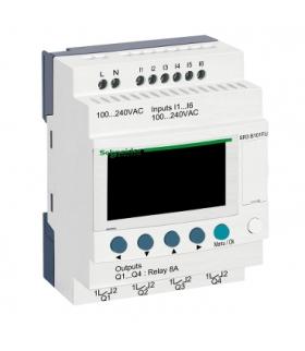 Przekaźnik modułowy Zelio Logic 120VAC, SR3B101FU Schneider Electric