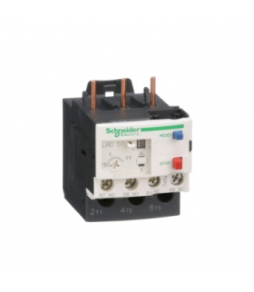 Przekaźnik przeciążeniowy cieplny TeSys LRD 1,6-2,5A zaciski skrzynkowe, LRD07 Schneider Electric