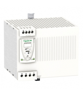 Phaseo, regulowany zasilacz impulsowy, 3 fazowy, 380..500 V, 24 V, 40 A, ABL8WPS24400 Schneider Electric