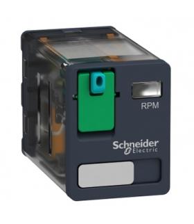 Zelio Relay Przekaźnik mocy wtykowy 15A, 2C/O, 24VDC, RPM21BD Schneider Electric