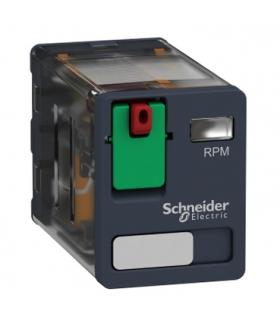 Zelio Relay Monostabilny przekaźnik mocy 15A, 2C/O, 120V AC, RPM21F7 Schneider Electric
