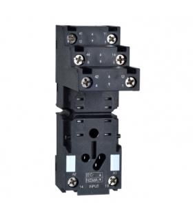 Zelio Relay Gniazdo RXZ do przekaźnika RXM2, 2C/O 12 A, 250V, RXZE2S108M Schneider Electric
