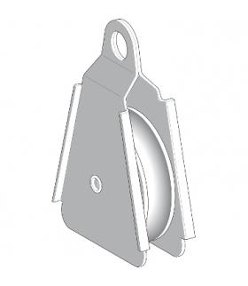 Preventa XY2C Krążek linowy do przewodu, XY2CZ708 Schneider Electric