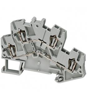 Złączki NSY, zacisk sprężynowy 2 poziomowy, NSYTRR24D Schneider Electric
