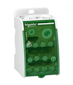 Blok rozdzielczy Acti9 śrubowy 14 otworów 250A 1P, LGY125014 Schneider Electric