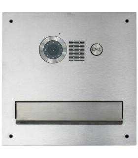 S551-SK Skrzynka na listy z wideodomofonem 1 ABONENTOWA