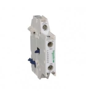 Blok styków pomocniczych 2NO zaciski śrubowe zaciskowe, LAD8N20 Schneider Electric
