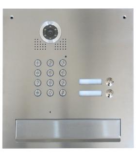 S562D-SK – Skrzynka na listy z wideodomofonem 2 RODZINNA VIDOS