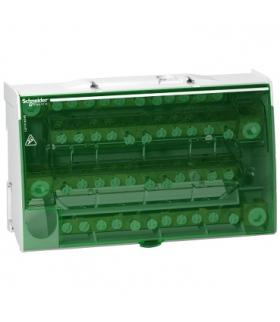 Blok rozdzielczy Acti9 śrubowy 48 otworów 160A 4P, LGY416048 Schneider Electric