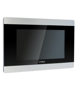 M903S – Monitor videodomofonu 7″ dotykowym ekranem VIDOS
