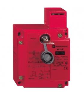 Preventa XCS Łącznik bezpieczeństwa metalowy XCSE, 2NC+1NO działanie wolne 2 wejścia gwintowane M20x1,5 24V, XCSE7312 Schneider