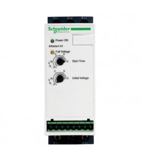 Układ łagodnego rozruchu ATS01 3 fazowe 110/480VAC 50/60Hz 4kW 9A IP20, ATS01N109FT Schneider Electric