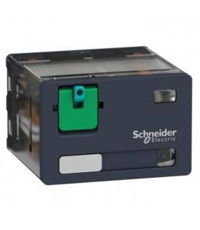 Zelio Relay Przekaźnik mocy wtykowy 15A, styk 4C/O, LED, 24VDC, RPM42BD Schneider Electric