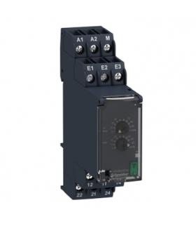 Zelio Control Przekaźnik sterowania napięciem nadnapięciowym, 24 240V, styk 2C/O 8A, RM22UA21MR Schneider Electric