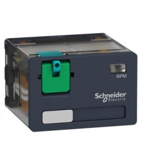 Zelio Relay Przekaźnik mocy 15A, styk 4C/O, 24VDC, RPM41BD Schneider Electric