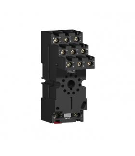 Zelio Relay Gniazdo RUZ, 250 V, styki oddzielne 3C/O 12A, RUZSC3M Schneider Electric