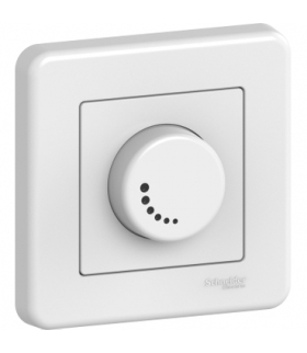 Leona Ściemniacz Potencjometr, biały Schneider LNA5701121