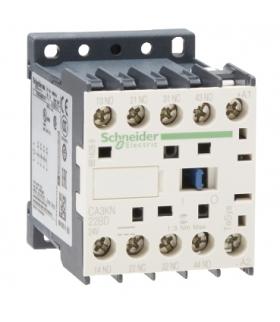 Miniaturowy stycznik pomocniczy TeSys K 2NO 2NC cewka 24VDC zaciski skrzynkowe, CA3KN22BD Schneider Electric