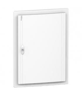 Obudowa podtynkowa Pragma IP40 PRA-3-18-PT-P drzwi pełne 3 rzędy 18 modułów/rząd, PRA31318 Schneider Electric