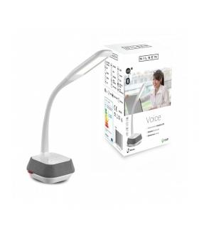 Lampka biurkowa LED 5W z głośnikiem Voice NILSEN