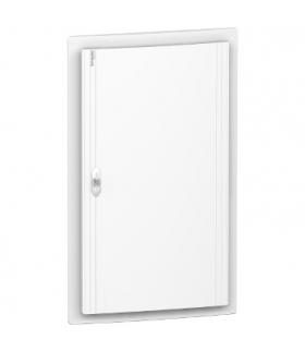 Obudowa podtynkowa Pragma IP40 PRA-4-18-PT-P drzwi pełne 4 rzędy 18 modułów/rząd, PRA31418 Schneider Electric
