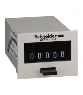 Zelio Count Licznik sumujący mechaniczny, 5 cyfrowy, 24V DC, XBKT50000U10M Schneider Electric