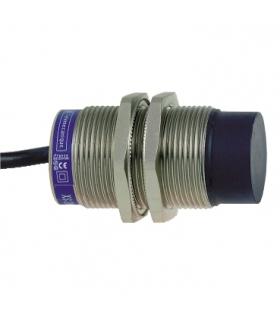 OsiSense XS Czujnik indukcyjny M30 1NO, 24/240V AC/DC, kabel 2m, XS2M30MA250 Schneider Electric