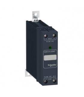 Harmony Relay Przekaźnik półprzewodnikowy, montaż na szynie DIN, wejście 90/280VAC, wyjście 24/280VAC, 20A, SSM1A120M7 Schneider
