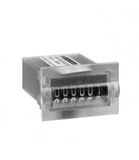 Zelio Count Licznik sumujący mechaniczny, 6 cyfrowy, 24 V DC,, XBKT60000U00M Schneider Electric