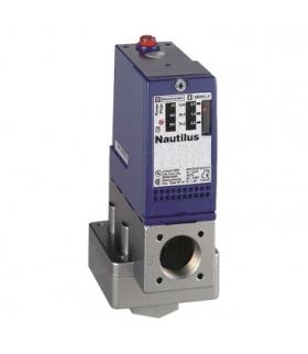 OsiSense XM Łącznik ciśnieniowy 1 styk C/O, zakres 2.5 bar, zaciski, XMLA002A2S12 Schneider Electric