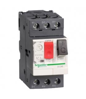 Wyłącznik silnikowy GV2ME06AP z napędem przyciskowym I1,0-1,6A PL zacisk skrzynkowe Schneider Electric