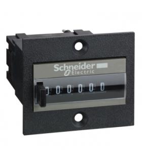 Zelio Count Licznik sumujący, mechaniczny, 6 cyfrowy, 24 V DC, XBKT60000U10M Schneider Electric