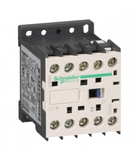Stycznik mocy TeSys K AC3 9A 3P 1NO cewka 220/230VAC zaciski skrzynkowe, LC1K0910M7 Schneider Electric