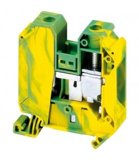 Złączki NSY, zacisk śrubowy uziemienie ochronne 2 punktowy, NSYTRV352PE Schneider Electric
