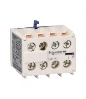 Blok styków pomocniczych bezzwłocznych TeSys K 4NO zaciski skrzynkowe, LA1KN40 Schneider Electric