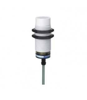 OsiSense XT Czujnik pojemnoścoiwy XT2, cylindryczny M30, L74.5 mm, plastikowy, Sn15mm, przewód2m, XT230A1PAL2 Schneider Electric