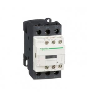 Stycznik mocy TeSys D AC3 32A 3P 1NO 1NC cewka 24VAC zaciski skrzynkowe, LC1D32B7 Schneider Electric