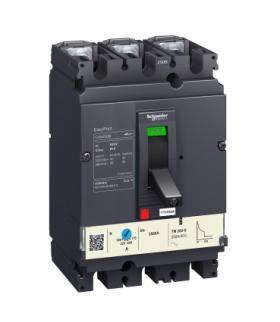 EasyPact, wyłącznik z wywalaczem termomagnetycznym CVS250F TMD 200A 3P 3D, LV525332 Schneider Electric