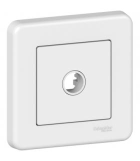 Leona Wypust kablowy, biały Schneider LNA5500121
