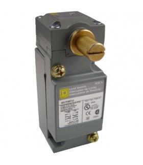 9007C Łącznik krańcowy - 2 NO/NC neutral - głowica obrotowa - CW+CCW - standard, 9007C68T10M11 Schneider Electric