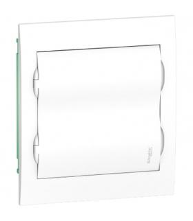 Obudowa podtynkowa Easy9 IP40 EZ9E-2-12-PT-P drzwi białe 2 rzędy 12 modułów/rząd, EZ9E212P2F Schneider Electric